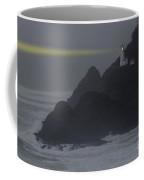 Heceta Head Lighthouse Oregon Coast Coffee Mug