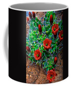 Hedgehog In Bloom Coffee Mug