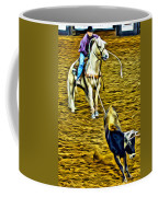 Heeled Steer Coffee Mug