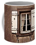 Heidelberg Window Coffee Mug