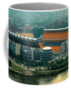 Heinz Field Panorama Coffee Mug