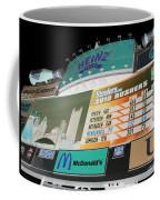 Heinz Field Soreboard Coffee Mug