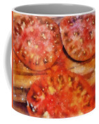 Heirlooms With Salt And Pepper Coffee Mug