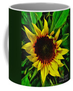 Helianthus Annus - Sunnydays Coffee Mug