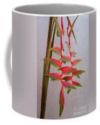 Heliconia Platystachys Coffee Mug