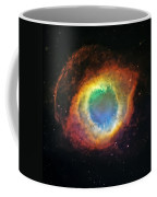 Helix Nebula 2 Coffee Mug by Jennifer Rondinelli Reilly - Fine Art Photography
