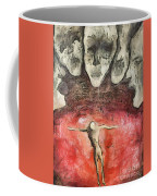 Hell Are The Others Coffee Mug by Michal Boubin