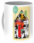 Hello Card Coffee Mug