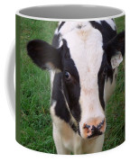 Hello My Name Is Cow Coffee Mug
