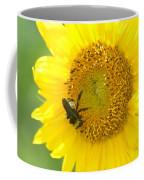 Hello Sunflower Coffee Mug
