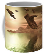 Helping Hands Coffee Mug