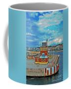 Helsingborg Lighthouse Hdr Coffee Mug