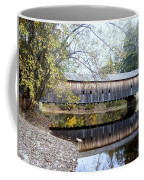 Hemlock Covered Bridge Coffee Mug
