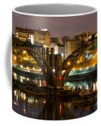 Henley Street Bridge Renovation II Coffee Mug
