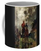 Henri De Toulouse Lautrec Coffee Mug by The Jockeys