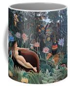 Henri Rousseau The Dream 1910 Coffee Mug
