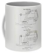 Henrichs Magnetos 1906 No.21 Coffee Mug