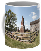 Henry Hill At Manassas Coffee Mug
