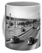 Henry Hudson Drive In New York Coffee Mug