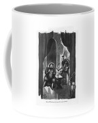 Henry Viii Discloses His Dream Life Coffee Mug