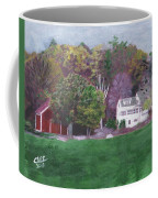 Henry Warren's Red Barn Coffee Mug