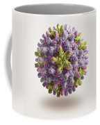 Hepatitis B Virus Coffee Mug