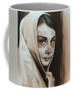 Hepburn De Los Muertos Coffee Mug