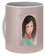 Her Expression Says It All Coffee Mug