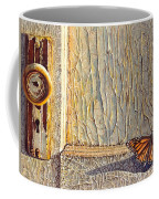Her Wings Were Kissed By The Sun Coffee Mug