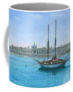 Hera 2 Valletta Malta Coffee Mug