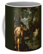 Hercules Deianira And The Centaur Nessus Coffee Mug