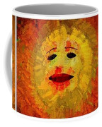 Here Come The Suns Triptych Coffee Mug