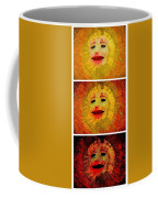 Here Come The Suns Vertical Coffee Mug