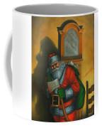 Here Comes Santa Claus Coffee Mug