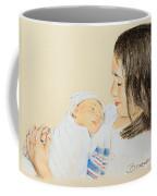 Here I Am Sister Coffee Mug