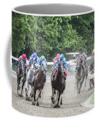 Here Is Mud In Your Eye Coffee Mug