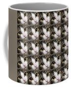 Here Kitty Kitty Close Up 25 Coffee Mug
