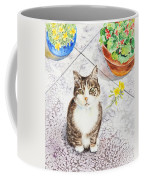 Here Kitty Kitty Kitty Coffee Mug