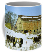 Hereford Barn Painting Coffee Mug