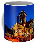 Hereford Christmas Coffee Mug
