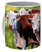 Hereford Ears Coffee Mug