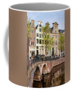 Herengracht Canal Houses In Amsterdam Coffee Mug