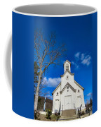 Heres The Church And The Steeple Coffee Mug