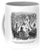 Here's To The Greatest Goddam Foundation Coffee Mug