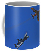 Heritage Flight A-10 F-86 Coffee Mug
