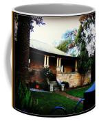 Heritage Sandstone House In Sydney Australia Coffee Mug