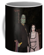 Herman And Lilly Munster Coffee Mug