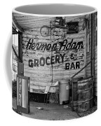 Herman Had It All Bw Coffee Mug