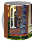 Hermes In The Garden Coffee Mug