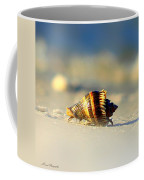Hermit Crab  Coffee Mug by Debra Forand